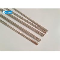Best BeCu Beryllium Copper Fingerstrips Shielding Gasket / EMI Gasket wholesale