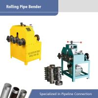 Best Universal Type Electric Pipe Rolling Machine Bender For Round And Square Pipe wholesale