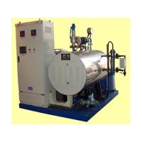 Best Duct Type Electric Thermal Oil Heater Designed For Heating Medium With Vessel wholesale