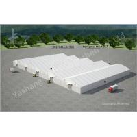 Quality 10000 Sqm Outdoor Warehouse Tents Complex Big Canopy Tent With Sidewalls wholesale