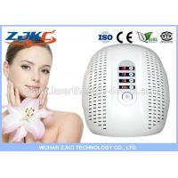Best Professional Red / Blue / Infrared Led Light Therapy Machine For Face Skin Rejevenation wholesale