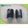 Black / White Cotton EAB Elastic Adhesive Bandage , Finger Wrap Tape Light Weight for sale