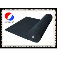 Cheap Activated Carbon Fiber Felt For Air Conditioners , Heat Resistant Felt 1MM Thickness for sale