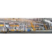 China 380V 415V Pre Press Equipment High Speed Layer Corrugated Paper Board Production Line on sale