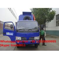 Best customized CLW 4*2 LHD side garbage bin lifter truck for sale, HOT SALE! lowest price CLW brand side loader garbge truck wholesale