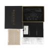 Best Stainless Steel Black Pearl Permanent Makeup Machine Kit / Tattoo Equipment wholesale