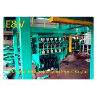 Quality 8-20mm 1000-12000tons Upcasting Copper Rod Manufacturing Machine wholesale