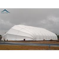 Buy cheap Durable Long Life Span Airplane Hangar Workshop Tent With Clear Span Structure from wholesalers