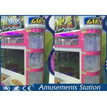 42 Inch Screen Amusement Game Machines Subway Parkour Ticket Redemption for sale