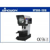 Quality Ø300mm Digital Profile Projector Powerful Color Screen Digital Readout wholesale