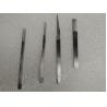 Best Carbon Steel Exit Devices Door Hardware , Spraying Logo Door Lock Assembly Parts wholesale