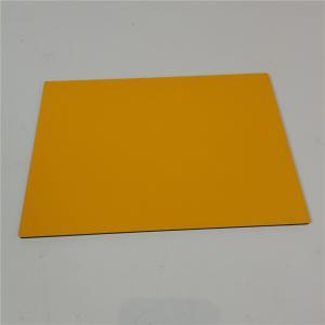 Best Anti - Corrosion Grain Aluminum Composite Panel For Outdoor Decoration wholesale