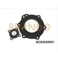 Buy cheap Black Rubber Replacement Repair Kit for SCG353A051 ASCO 2 1/2 Pulse Valve from wholesalers