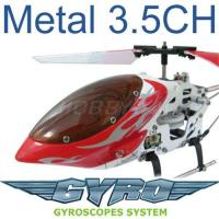 Best Newest Toy Helicopter - 3.5 Channel Metal Mini RC Helicopter Toy wholesale