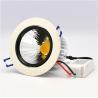 Best 20W Aluminium Warm White LED Down Lighting Fixtures for Display Lighting wholesale