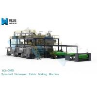 China Full Automatic Spunmelt PP Non Woven Fabric Machine For Shopping Bag on sale