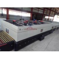 China Low e Glass Tempering Furnace with Convection heating Glass tempering equipment on sale