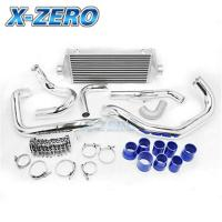 Quality WRX FMIC Front Mount Intercooler Kit Subaru WRX STi 02-07 EJ20 EJ25 wholesale