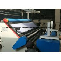 Cheap High Performance Fabric Winding Machine For Quilting / Curtains Industry for sale