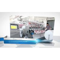 """Best High Performance Automatic Quilting Machine, 5200*1100"""" 1600mm wholesale"""
