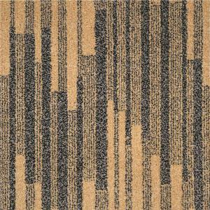 Best Comfortable Commercial Grade Carpet Tiles 3 - 7mm Pile Height 50cm X 50cm Size wholesale