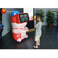 Quality Develop Kid's Intelligence 9D VR Cinema Machine Interactive Kids Robot With VR Glasses wholesale