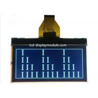 Buy cheap STN FSTN FFSTN 128x64 Graphical LCD Monochrome Graphic With Yellow Green from wholesalers