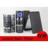 Best Herbal Ingredient Full Hair in a Second Hair Growth Fiber , 25g Bottle Medium Broen Hair Fibers wholesale