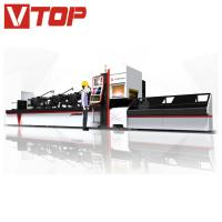 China Fiber Tube And Pipe Laser Cutting Machine For Furniture, Medical Device, Fitness Equipment, Farm Machinery on sale