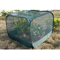 Quality Dark Green Durable Pop Up Garden Shade Netting Cage Heavy Duty Transparent Cover 12 KGS Each in an oxford wholesale