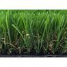 Best Kids Playing 30MM Outdoor Artificial Grass Carpet , Fake Garden Grass wholesale