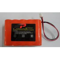 Quality 12V 600mAh aa nicd battery , ni cd rechargeable batteries KS KFI Emergency lighting wholesale