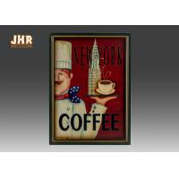 Best Antique Home Wall Decor Decorative Wall Plaques Coffee Shop Wall Art Signs wholesale
