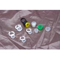 Best Disposable Pigment Ring Cup / Tattoo Ink Cups For Permanent Makeup Tattoo wholesale
