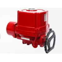 Best Reliable Electric Rotating Actuator , Aluminum Alloy Electric Rotary Valve Actuator wholesale