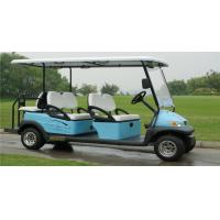 Quality Electric Vehicle 6 Seater Golf Cart , Multi Passenger Golf Carts For Club wholesale