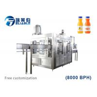 Best High Precision Auxiliary Equipment Fruit Juice And Tea Filling Machine wholesale