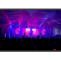 Buy cheap Advertising HD Indoor Rental LED Display Full Color 1000 Nits 500*1000mm Cabinet from wholesalers