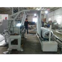 Best Simple Type Cloth Fabric Roller Machine , Programmable Fabric Inspection Machine wholesale