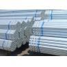 Buy cheap Straight Seam Welded Building Galvanised Rectangular Tube 2.5mm from wholesalers