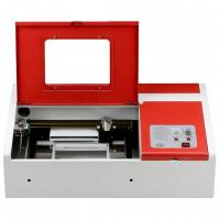 Buy cheap 1 Head Mobile Screen Protector Laser Cutting Machine , Glass CO2 Laser Cutting from wholesalers