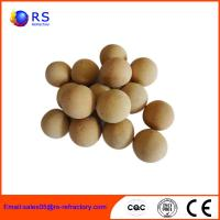 Best Resistance High Temperature Refractory Products Refractory Ball For Hot Blast Furnace wholesale