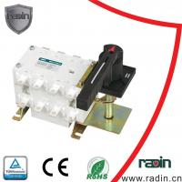 Cheap Reliance Generator Transfer Switch Manual , Open Type Manual Changeover Switch for sale