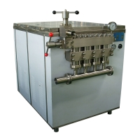 3000L/h Dairy Processing Machinery SS304 High Pressure Homogenizer for sale