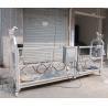 Best 7.5M ZLP800 Steel Aerial Lifting Rope Suspended Window Cleaning Platform wholesale