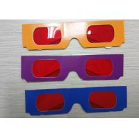 Quality Decoder Glasses for Sweepstakes and Prize Giveaways - Red / Red wholesale