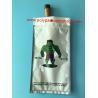 Best Reusable Customized Cigar Humidi-zipbag Travelling plastic cigar bag wholesale