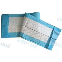 Best Medical Non Woven Disposable Bed Sheets Under Pad For Pregnant / Incontinence Patient wholesale