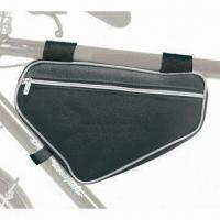 China Waterproof Bicycle/Cycling Frame Bag, Customized Specifications are Accepted on sale