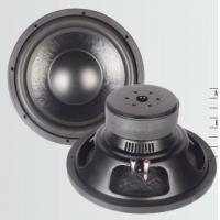 "Quality 3.0"" 4 Layer Street Audio Subwoofer With Hi - Temp Aluminum Wire Voice Coil wholesale"
